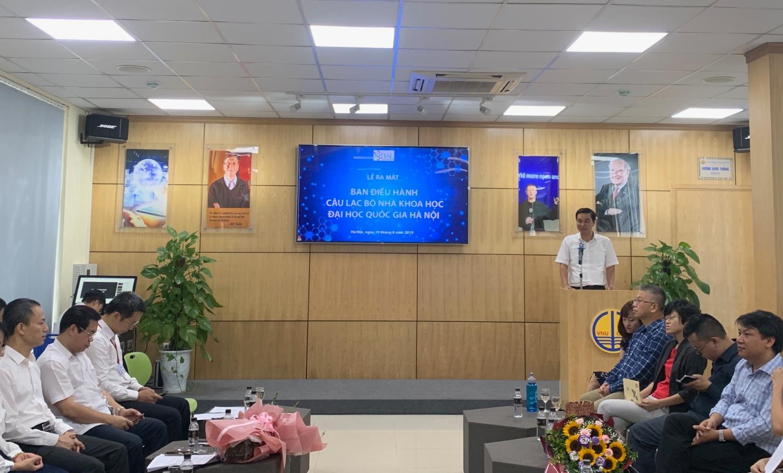 Hội thảo khoa học: Tăng cường ảnh hưởng của công bố khoa học tại Đại học Quốc gia Hà Nội (29/8/2019)