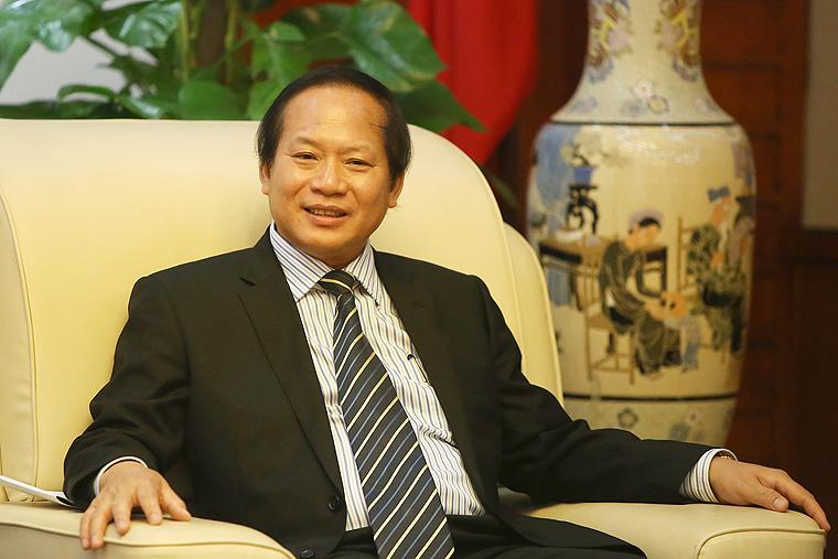 TS. Trương Minh Tuấn,Ủy viên BCH Trung ương Đảng,Bộ trưởng Bộ Thông tin và Truyền thông
