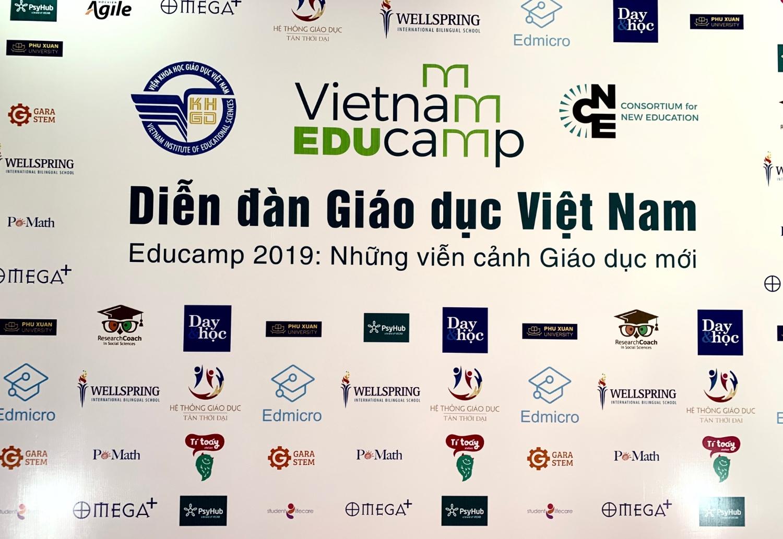 Diễn đàn giáo dục Việt Nam 2019: Những viễn cảnh giáo dục mới (Viện Khoa Học Giáo dục Việt Nam, 17/8/2019)