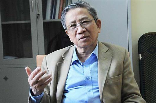 GS Nguyễn Minh Thuyết - Tổng chủ biên Chương trình Giáo dục phổ thông